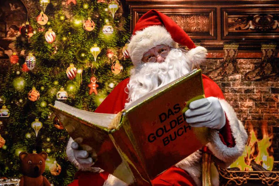 Heiligabend ohne Weihnachtsmann? Unvorstellbar.