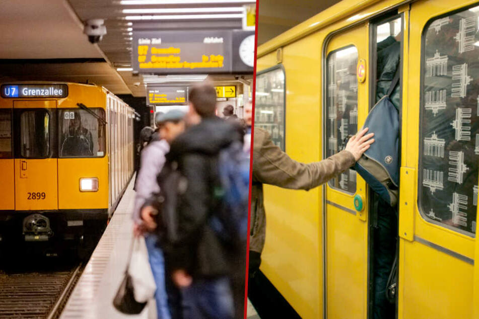 Der öffentliche Verkehr leidet noch unter den Folgen des Streiks. (Bildmontage)