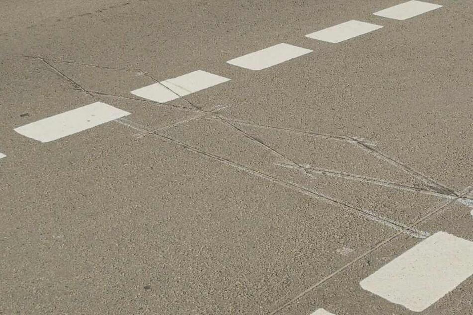 Diese unscheinbaren, dünnen Linien erfassen alle Fahrradfahrer auf der Leipziger Karli.