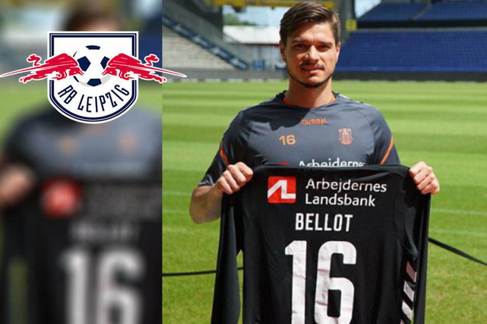 Leipzig-Urgestein Benjamin Bellot verlässt RB und wechselt zu Zorniger