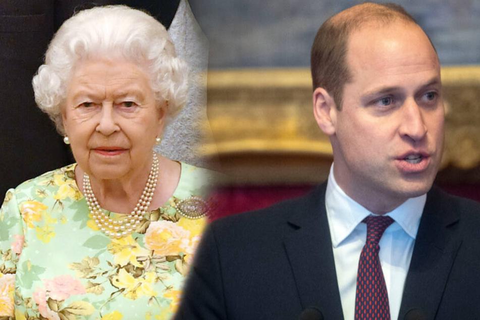 Prinz William bekommt von Queen neuen Titel verliehen