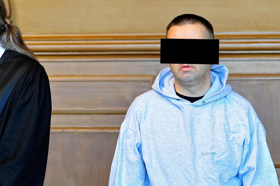 Mario H. (49) wurde wegen Totschlags zu acht Jahren Haft verurteilt.