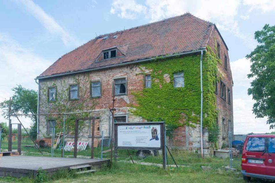 Der Kinder- und Jugendbauernhof Nickern will das alte Wohnhaus sanieren.