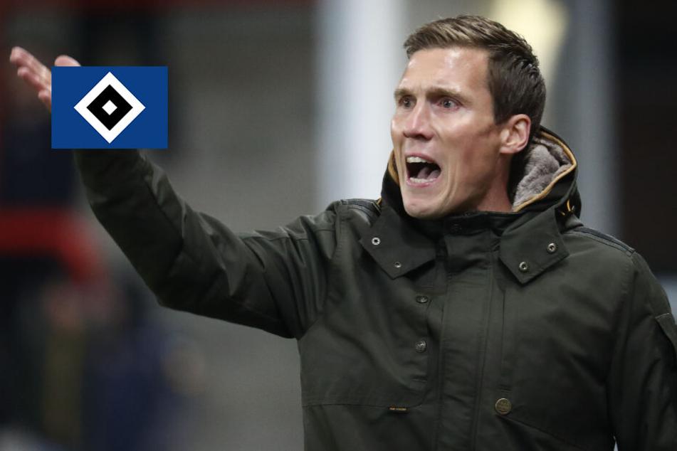 Ex-HSV-Trainer Wolf verpasst Sieg bei Debüt in Belgien