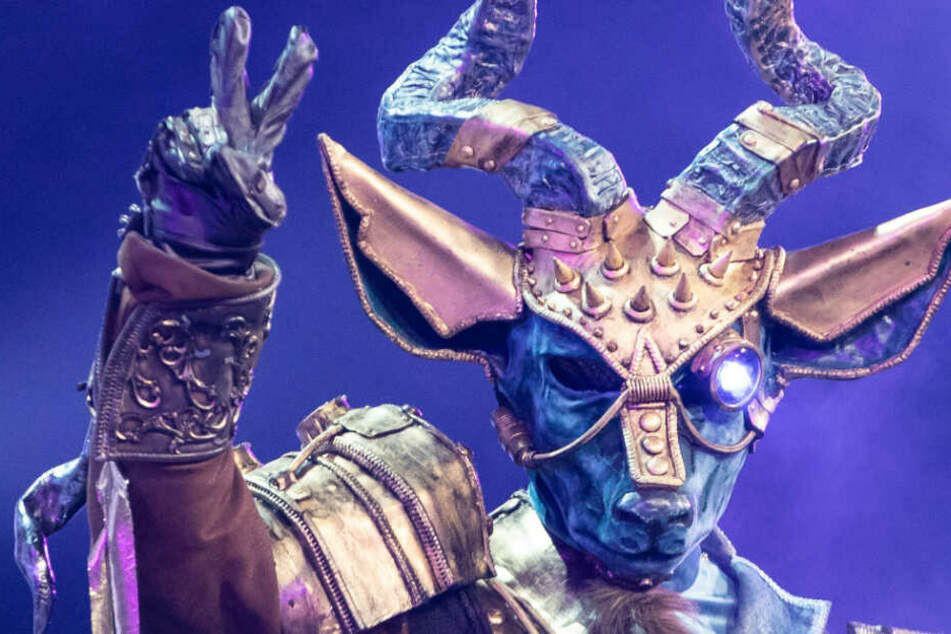 Masked Singer: Kudu so gut wie enttarnt!