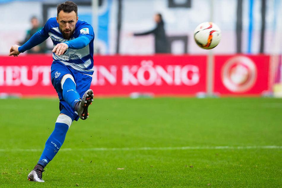 Auf die Standards von Zlatko Janjic muss der FC Augsburg besonders aufpassen.