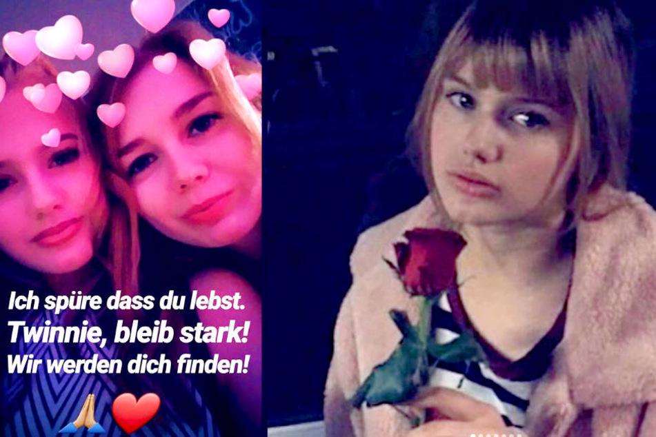 Vivien (m.) tut alles, um ihre kleine Schwester Rebecca (15) zu finden.