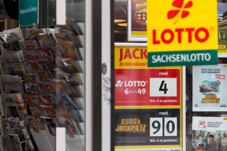 Eurojackpot geknackt! 90-Millionen-Euro-Gewinn geht nach Hessen und Sachsen-Anhalt
