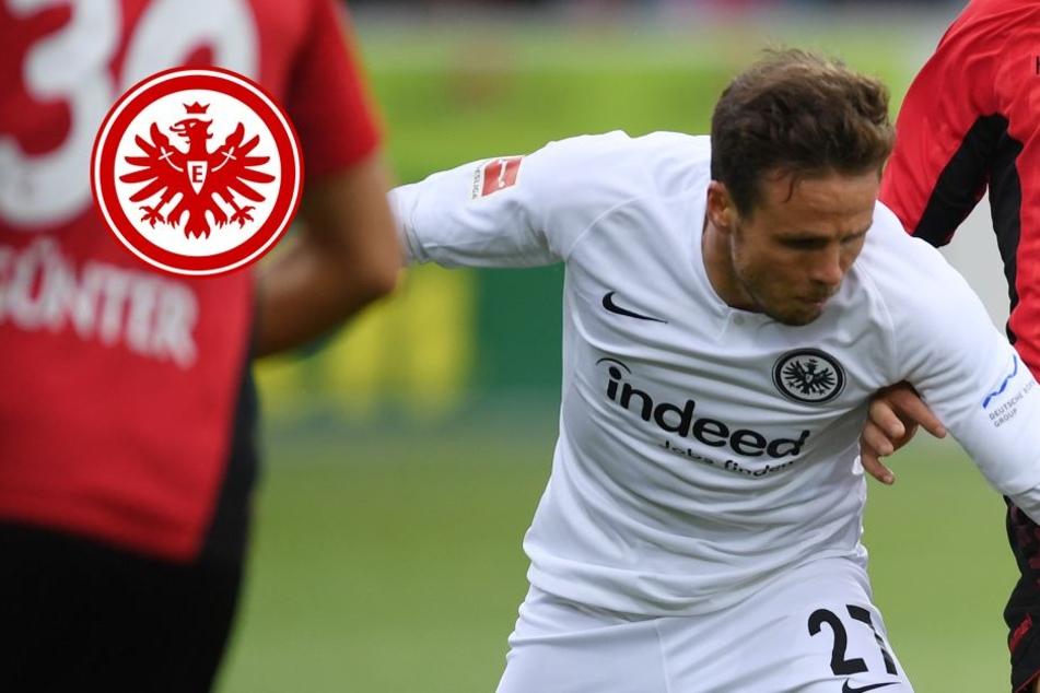Eintracht leiht Nicolai Müller nach Hannover aus