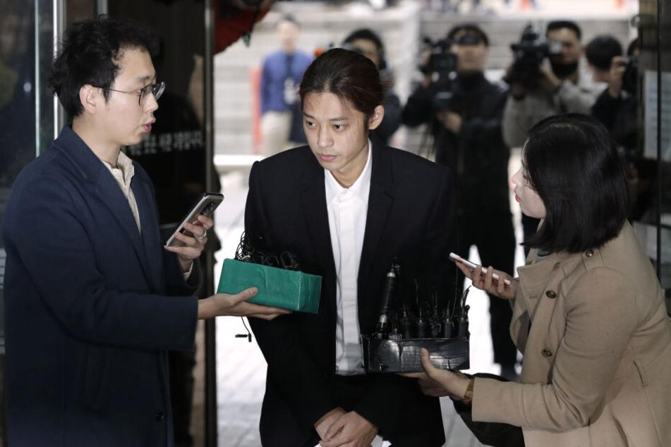 K-Popsänger und TV-Star Jung Joon Young (30) wurde verhaftet.