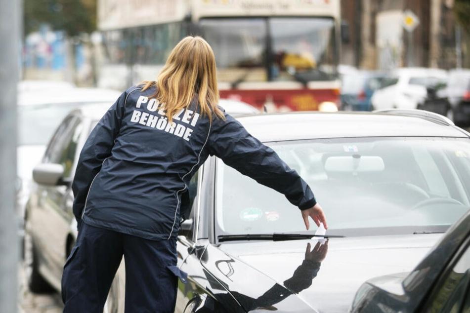 Auch das noch: Falschparker mussten im letzten Jahr 3,53 Millionen Euro Strafe zahlen.