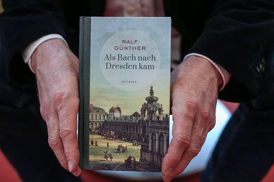 Dieses Buch von Günther trägt Dresden bereits im Titel.