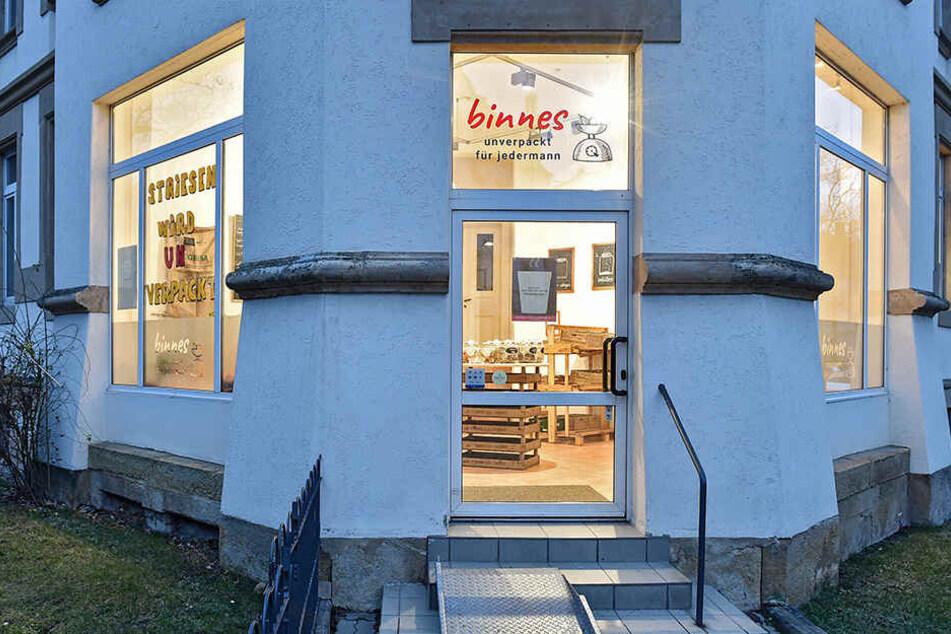 """""""Binnes"""" ist der zweite Unverpackt-Laden in Dresden."""
