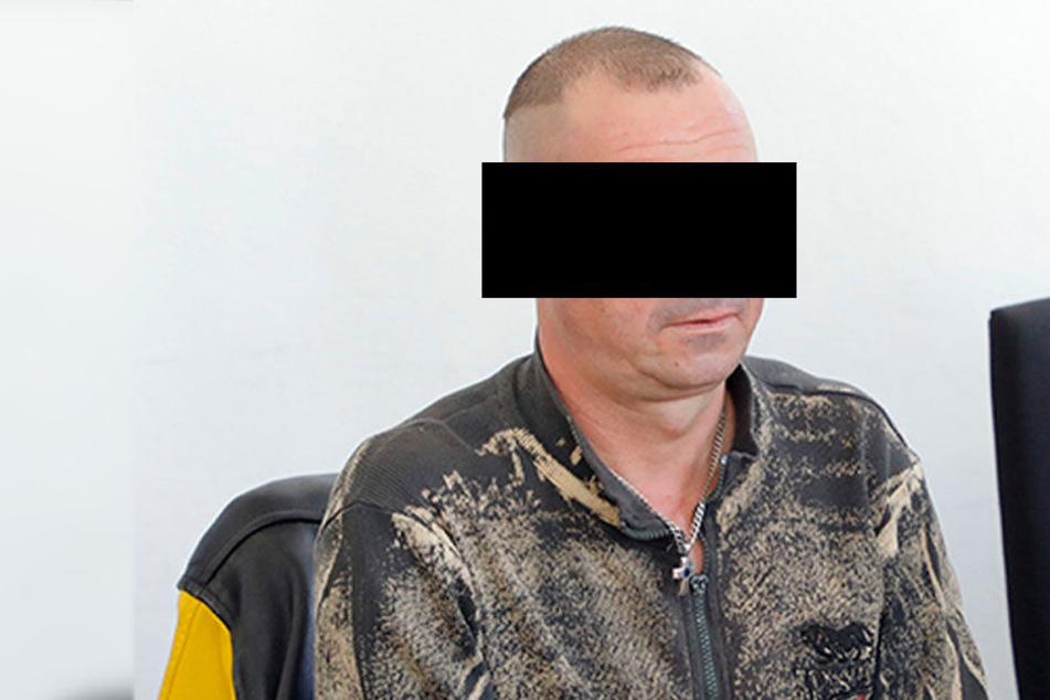 Zschopauer droht Haft: Bewährung gibt's nur, wenn er nüchtern und angezogen bleibt