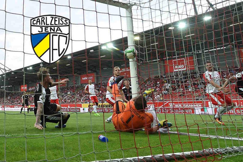 """Juden Jena!""-Rufe: DFB ermittelt gegen den Halleschen FC"