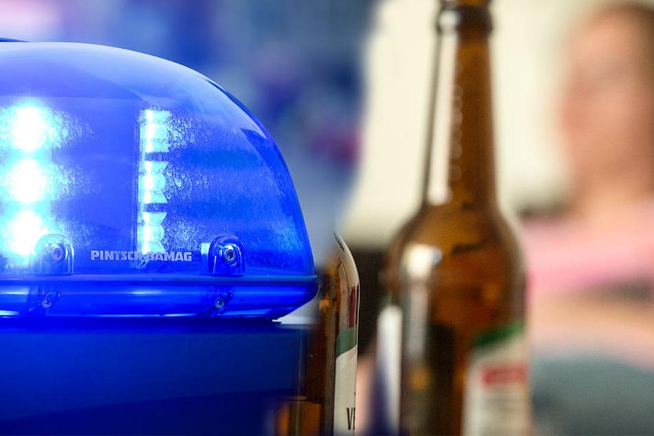 Betrunkener gibt per Notruf bei der Polizei an, seine Lebensgefährtin ermordet zu haben (Symbolbild).