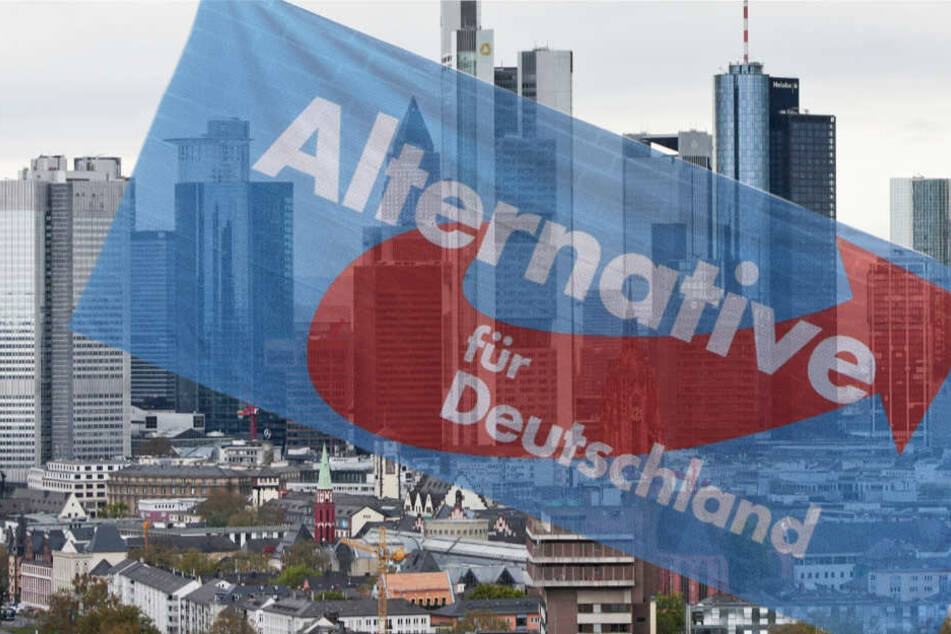 Auch in einigen Frankfurter Stadtteilen erzielte die AfD beachtliche Ergebnisse (Symbolbild)