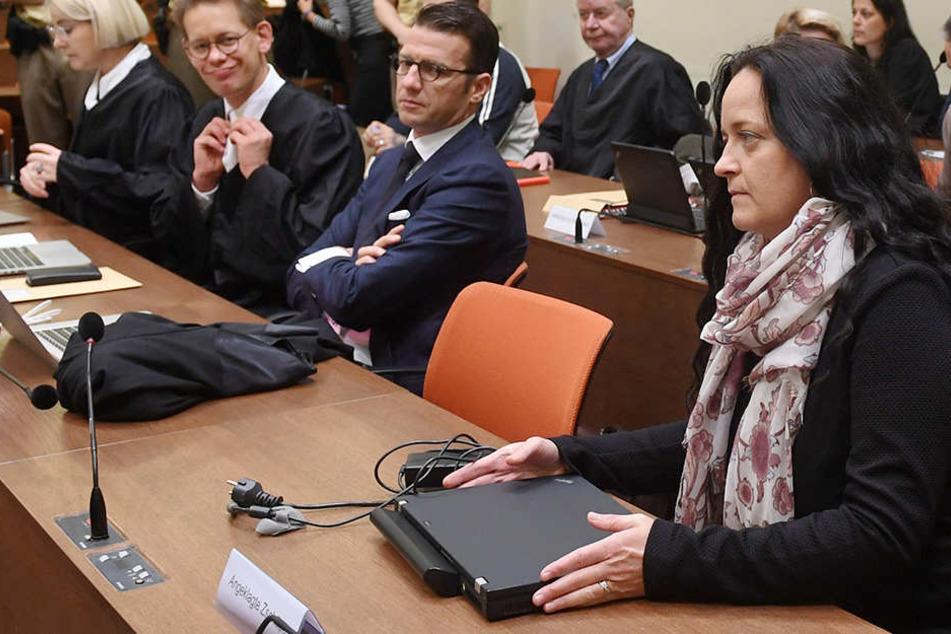 Beim NSU-Prozess in München wurden eine Reihe von Befangenheitsanträgen abgelehnt.