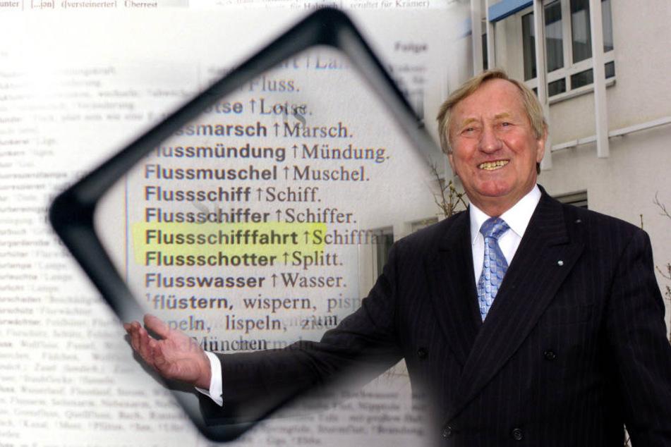 Hans Zehetmair (81, CSU) war 2004 bis 2016 Vorsitzender des Rates für Deutsche Rechtschreibung.