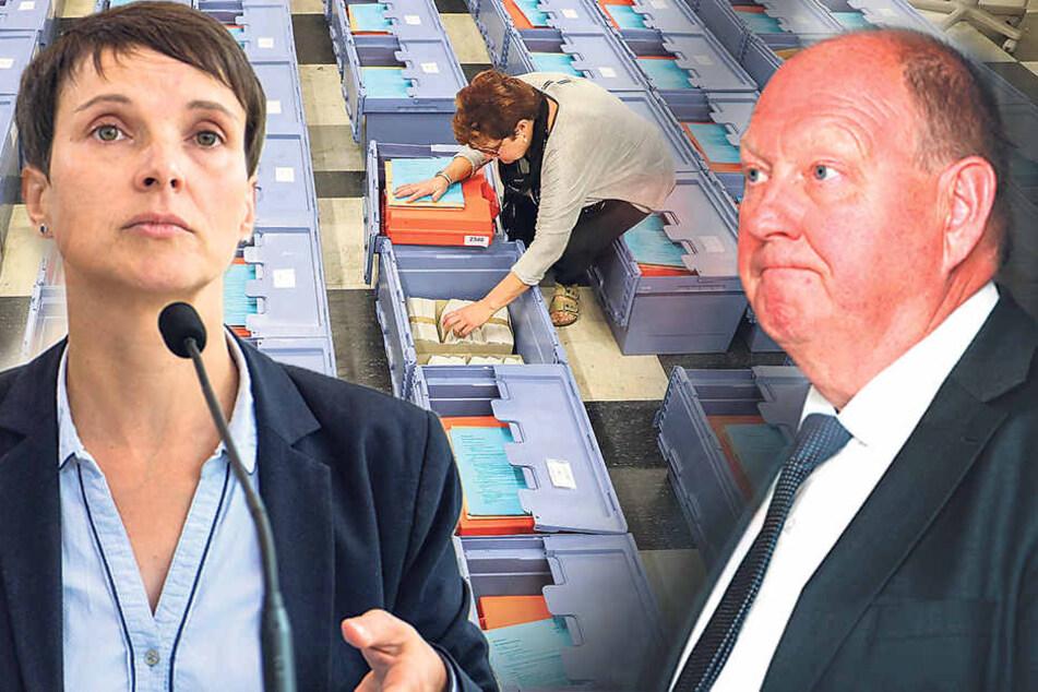Das würden Neuwahlen für Sachsen bedeuten