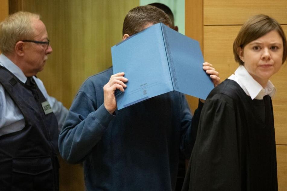 Klaus O. hat vor dem Urteil zum letzten Mal die Chance zu Sprechen.