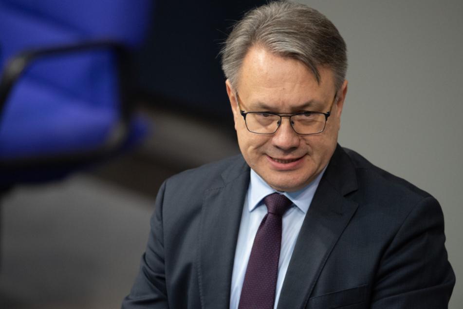 Masken-Affäre um Georg Nüßlein: Unionsspitze erwartet Stellungnahme
