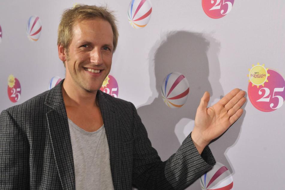 """Jan Hahn (47) war Gesicht des Sat.1-Frühstücksfernsehens und Moderator von """"Guten Morgen Deutschland""""."""