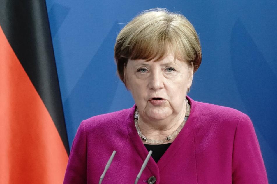 Kanzlerin Merkel (66, CDU) glaubt nicht an das Prinzip Hoffnung im Kampf gegen das Coronavirus.