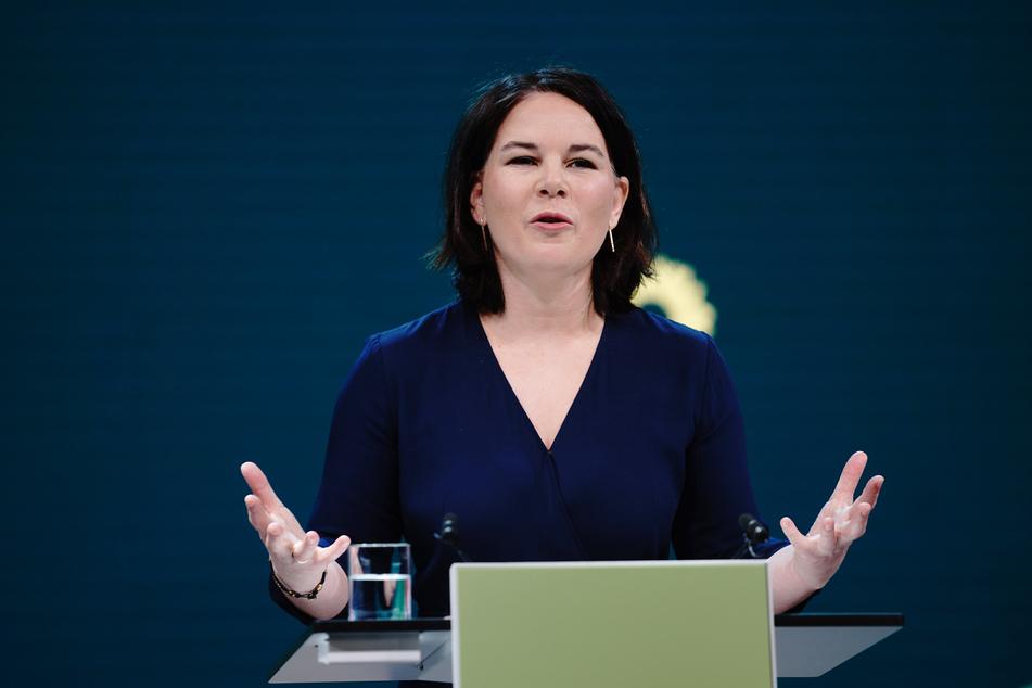 Die Grünen-Vorsitzende Annalena Baerbock (40) soll ihre Partei als Kanzlerkandidatin in die Bundestagswahl führen.