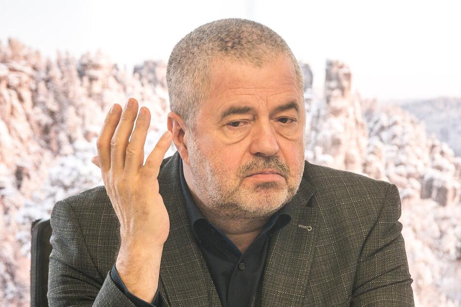 Der Pirnaer Landrat Michael Geisler (60, CDU) plant nun Überprüfungen und Tests auch in anderen Heimen.