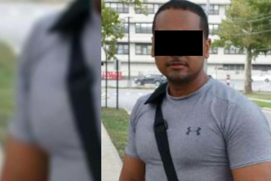 Carlos M. (47) soll eine weibliche Gefangene mehrfach vergewaltigt haben.