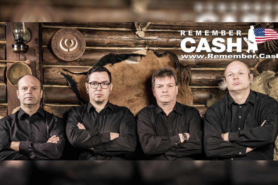 "Die Country-Band ""Remember Cash"" spielt Knastmusik ganz im Sinne des legendären Johnny Cash."