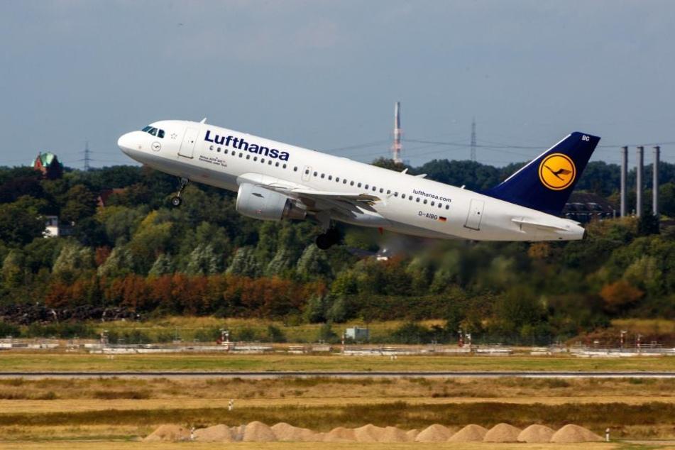 Am Mittwoch will auch das Kabinenpersonal der Lufthansa streiken.