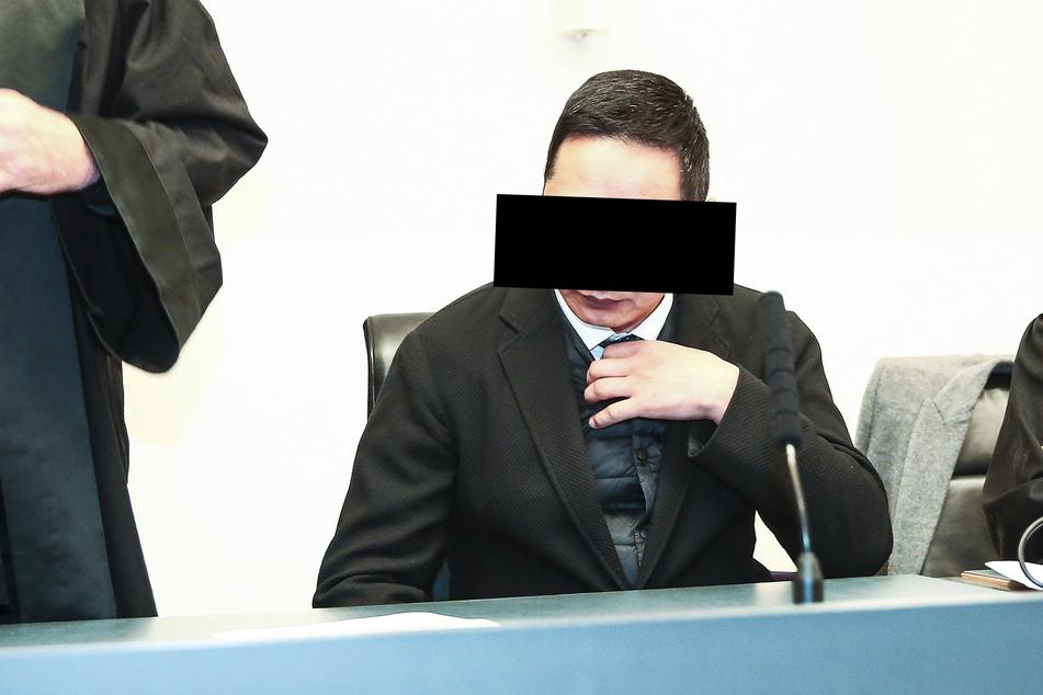 Battushig B. (40) muss viele Jahre hinter Gitter.