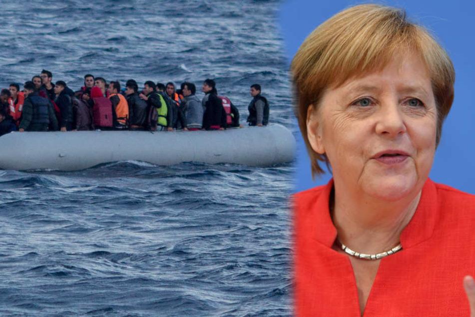 Flüchtlingsappell an Merkel: Städte warten auf Antwort