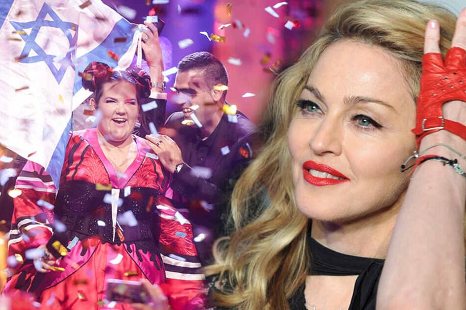 Tritt Madonna für 1,5 Millionen Dollar mit zwei Songs beim ESC auf und müssen die GEZ-Zahler dafür ran?