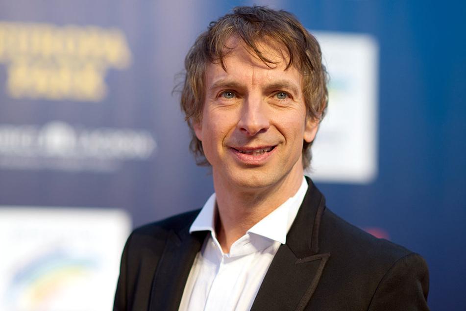 Ingolf Lück erhält als einer von maximal 2500 Leuten den Verdienstorden des Landes NRW.