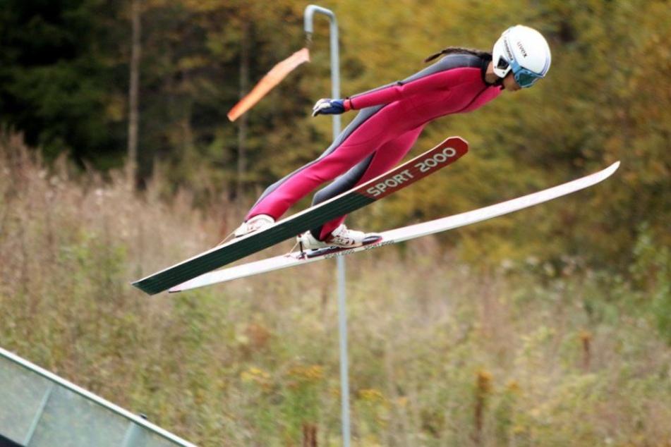 Thea Sofie Kleven galt als Skisprunghoffnung in Norwegen.