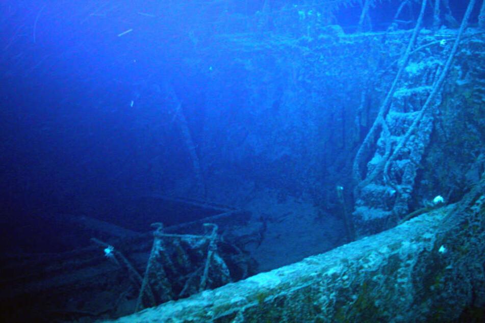 U-Boot aus dem Ersten Weltkrieg entdeckt: Sind die 23 Insassen noch an Bord?