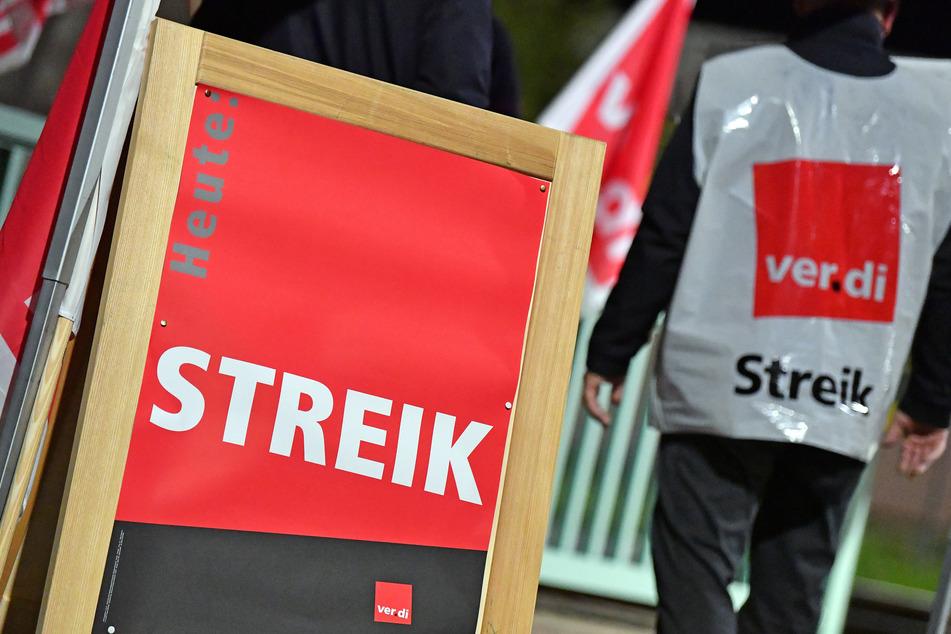 Verdi: Neue Warnstreiks im öffentlichen Nahverkehr schon Montag!