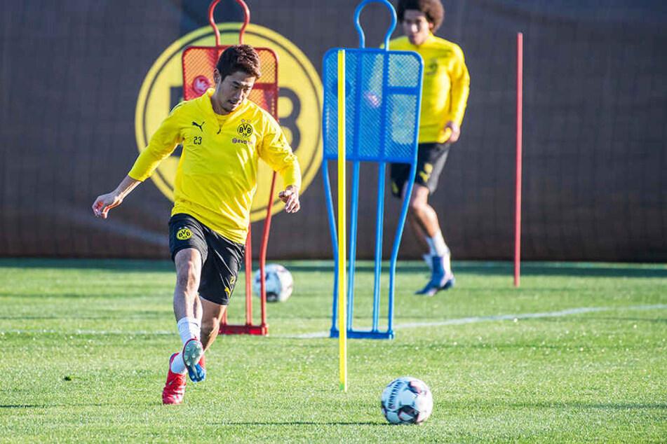 Verlässt Shinji Kagawa Borussia Dortmund noch in der Winterpause?