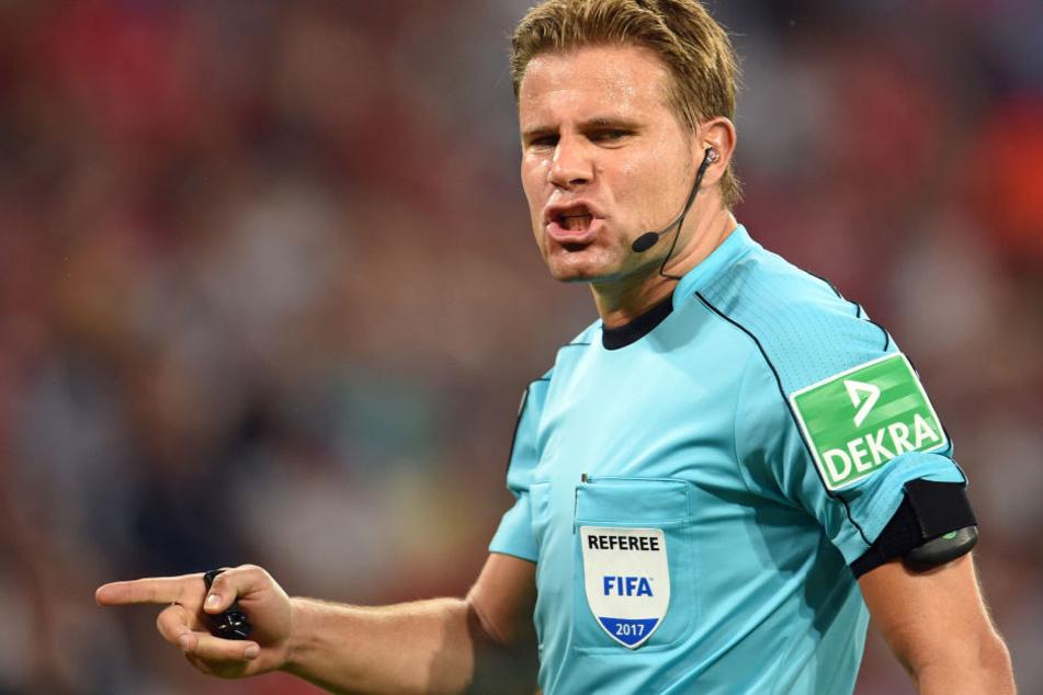 Nicht gut genug? Deutscher Schiri immer noch ohne WM-Einsatz