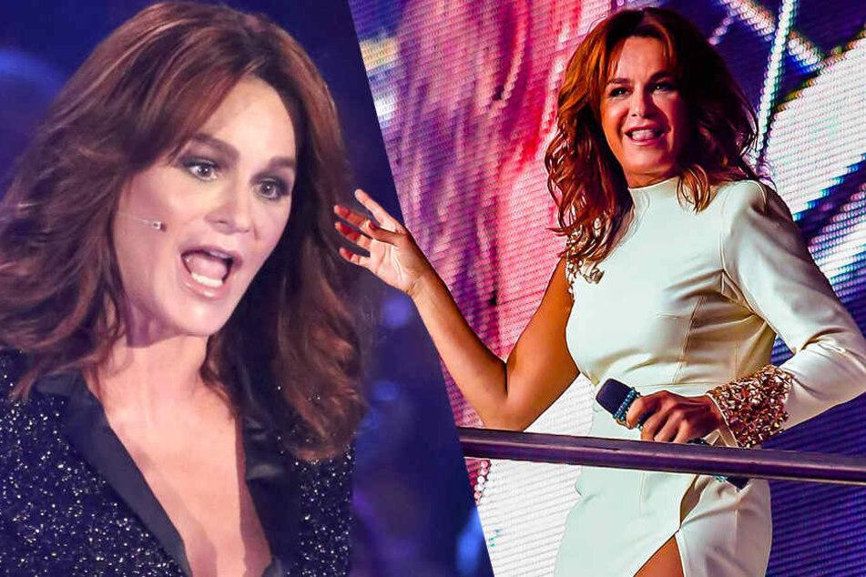Insgesamt 4,03 (16,7 %) Millionen Menschen ab drei Jahren wollten der Sängerin nah in der ARD sein...