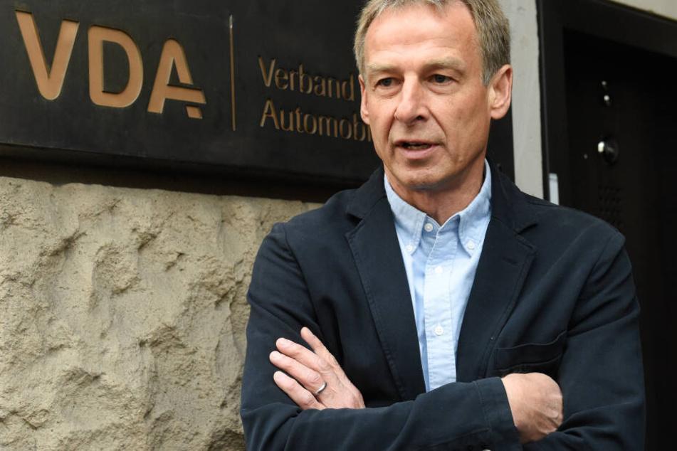 Jürgen Klinsmann (Symbolbild)