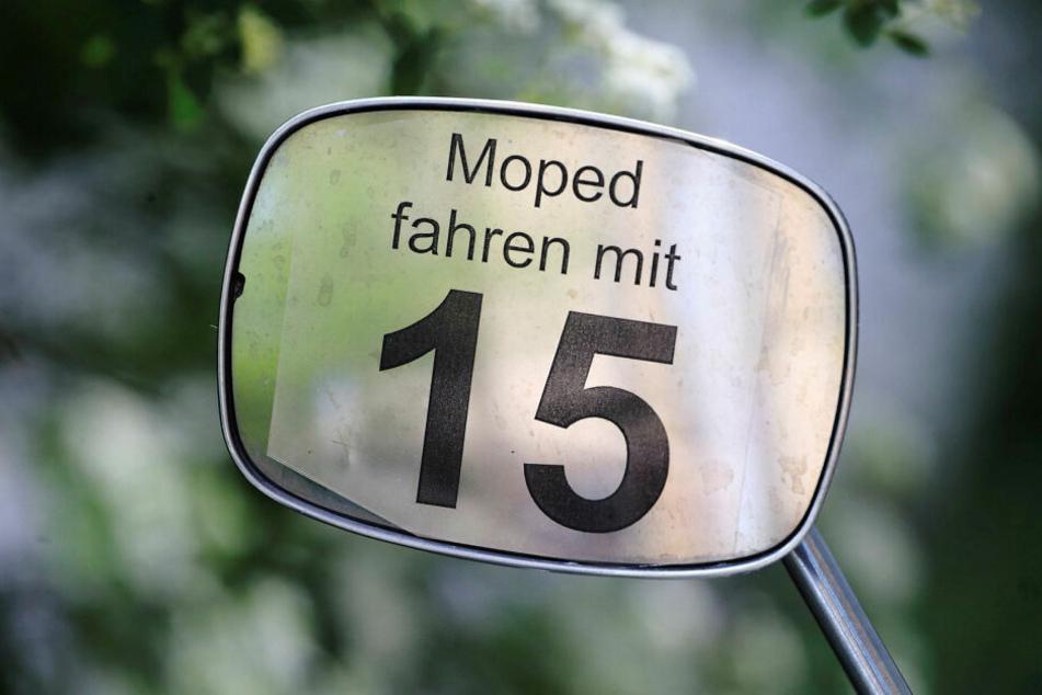 Testphase beendet. Ab Mai gibt es den Mopedführerschein ab 15 dauerhaft.