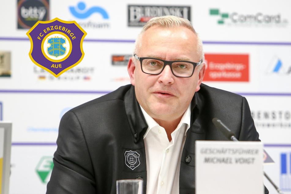 FCE-Geschäftsführer Michael Voigt blickt trotz aller Corona-Probleme zuversichtlich nach vorn. (Archivbild).