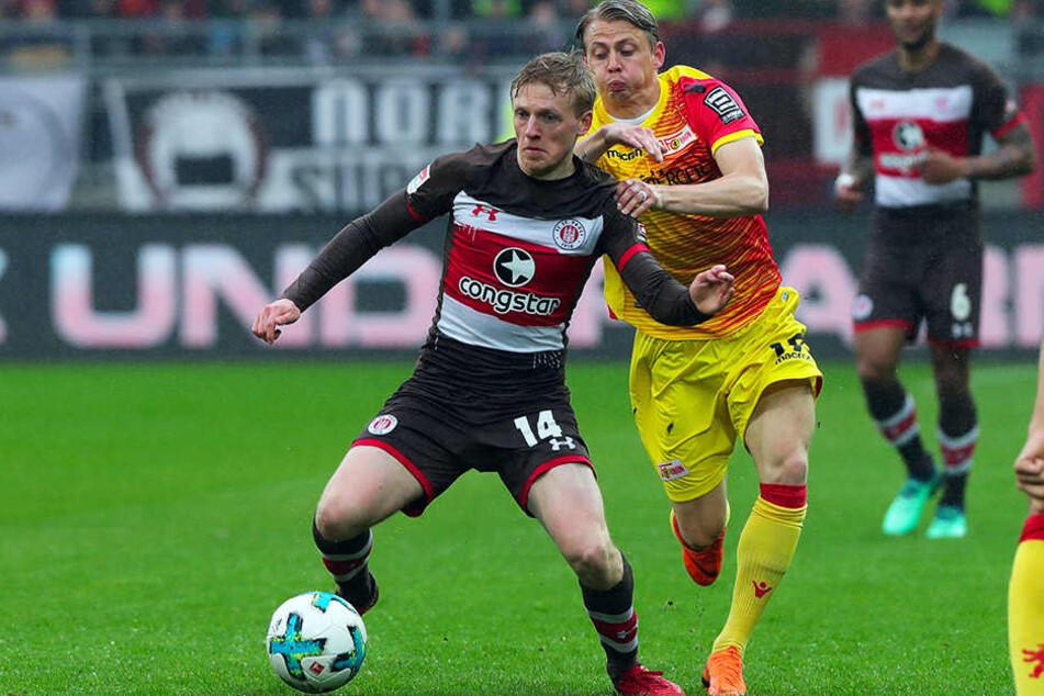 Leihspieler Mats Möller Daehli wurde vom FC St. Pauli fest verpflichtet.