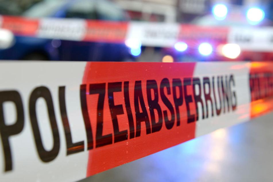 Die Polizei geht davon aus, dass der Mann Opfer eines Gewaltverbrechens wurde. (Symbolbild)