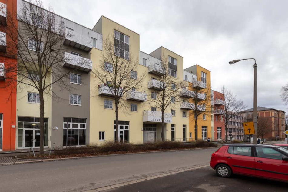 Das Erdgeschoss dieser Privatimmobilie in der Konradstraße 7 (Schloßchemnitz) soll zum Verkehrsübungsraum umgebaut werden.