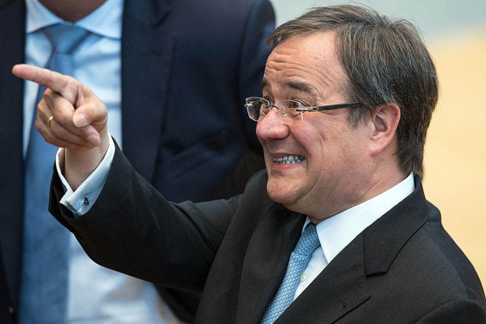 Armin Laschet ist der elfte Ministerpräsident in der Geschichte NRWs und der vierte von der CDU.